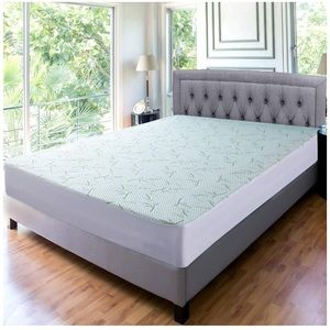 Bamboo Mattress Cover Protector Breathable